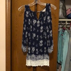 Dress Barn Tops - Cold shoulder top